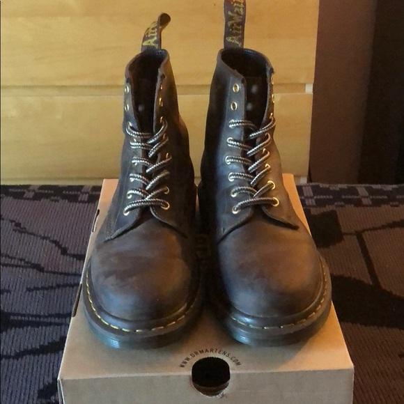 d30e2052972bc Dr. Martens Shoes | Dr Martens 1460 Aztec Crazy Horse | Poshmark
